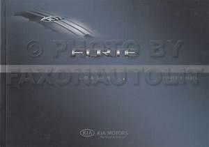 2010 Kia Forte Owners Manual Original