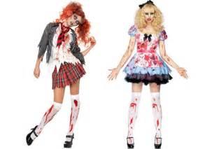 Scary Teen Girl Halloween Costume Ideas