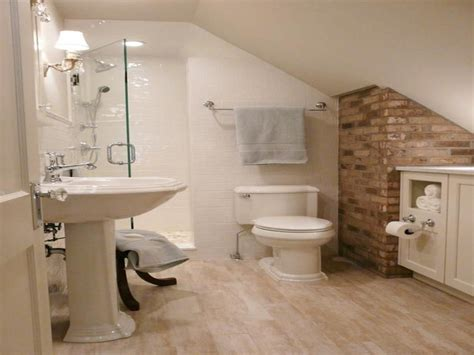 Attic Bathroom Ideas, Tiny Attic Bathroom Attic Bathrooms