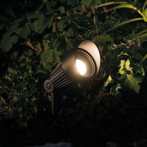 techmar focus garden led post light kit