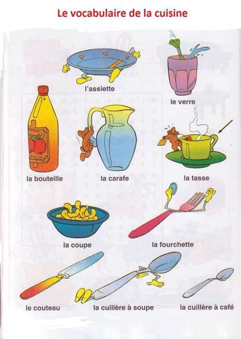 vocabulaire cuisine 236 best vocabulaire cuisine manger et boire images on