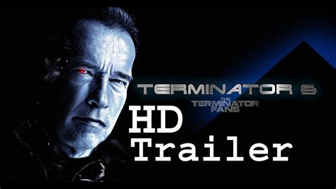 Terminator 6 Reboot Trailer 2019  Terminator 6 Reboot
