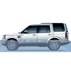 pricing specifications discovery land rover uk