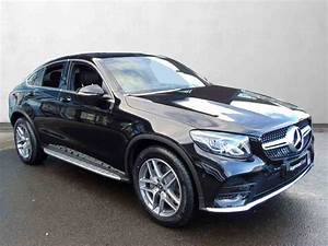 Mercedes 220 Coupe : used 2017 mercedes benz glc coupe glc 220d 4matic amg line 5dr 9g tronic for sale in lanarkshire ~ Gottalentnigeria.com Avis de Voitures