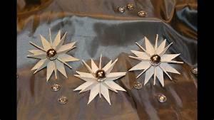 Sterne Aus Butterbrottüten Basteln : sterne stars basteln aus eierschachteln einfach youtube ~ Watch28wear.com Haus und Dekorationen