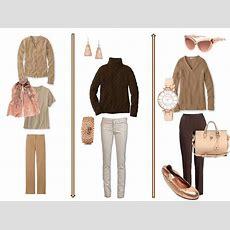 7525 A Warm Common Capsule Wardrobe, And Signature Blush