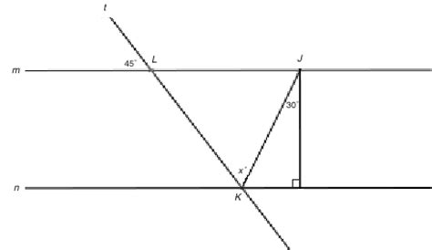 Math Geometry Diagram by Sat Geometry Angle Diagram Questions Magoosh High