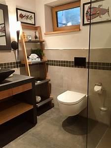 Selbstklebende Bordüre Fürs Bad : bildergebnis f r bad halbhoch bord re badezimmer bad ~ Watch28wear.com Haus und Dekorationen