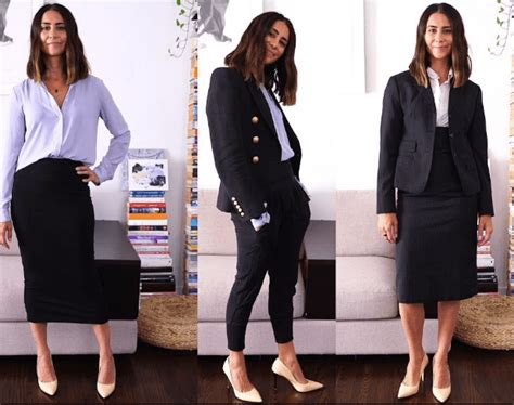 business casual dress code tips  examples