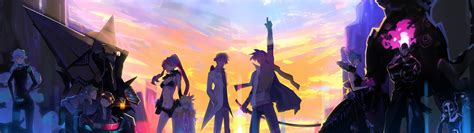 3840x1080 Wallpaper Anime - dual monitor wallpaper anime 183 free awesome