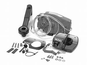Mercury Marine Water Mouse Boat Remote Control Assembly
