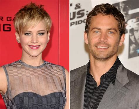 Jennifer Lawrence Paul Walker Dominate Imdbs Top 100