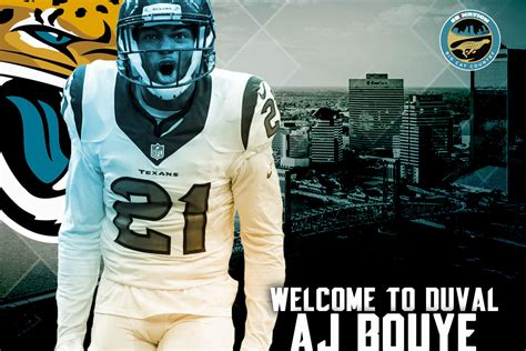 Jaguars agree to terms with A.J. Bouye - Big Cat Country