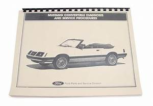 Mustang Convertible Top Guide Manual  83-93