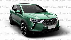 Ds 3 Crossback : ds3 crossback rendered to take on the audi q2 ~ Medecine-chirurgie-esthetiques.com Avis de Voitures