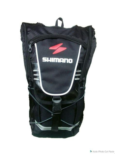 jual tas ransel sepeda murah tas punggung sepeda berkualitas tas hydropack logo shimano di