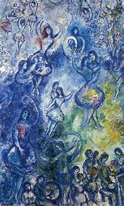 Dance, 1962 - Marc Chagall - WikiArt.org