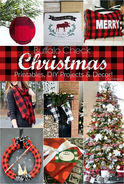 ideas  buffalo check  pinterest red gingham
