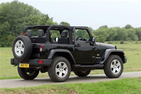 jeep wrangler  car review honest john