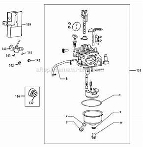 Troy Bilt Tb20cs Carburetor Diagram