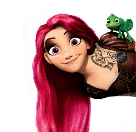 Images Of Punk Rapunzel Drawing Tumblr Summer