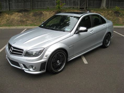 2009 Mercedes-benz C63 Amg Only 3k Miles! Kinesis