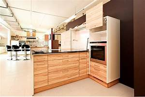 Küche T Form : bauformat musterk che t k che mit technistone ~ Michelbontemps.com Haus und Dekorationen