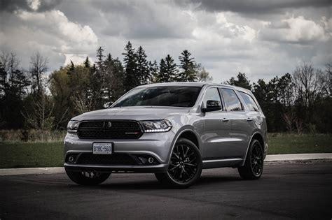 Dodge Durango Reviews by Review 2016 Dodge Durango Sxt Awd Canadian Auto Review