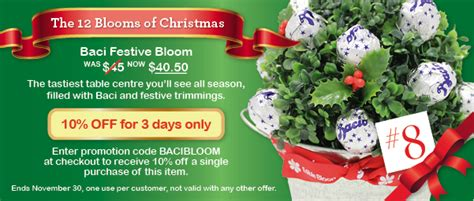 35554 Bloom Coupon Code by Edible Blooms Coupon Codes All Coupons Promotional Codes