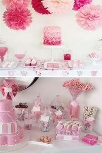 stunning decoration bapteme gris et rose ideas With déco chambre bébé pas cher avec fleur swarovski