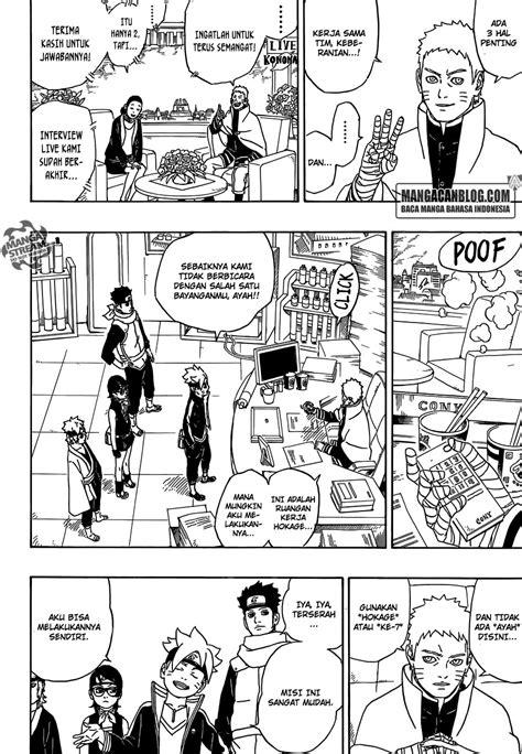 rakyatkonoha komik boruto chapter