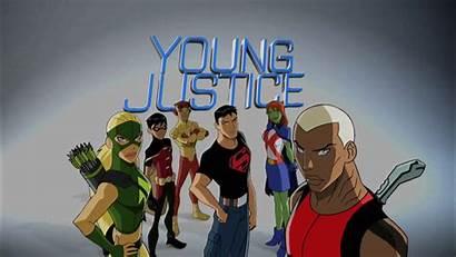 Justice Young Tv Cartoon Network Series Season