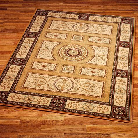 Rugs With by Regency Medallion Area Rugs