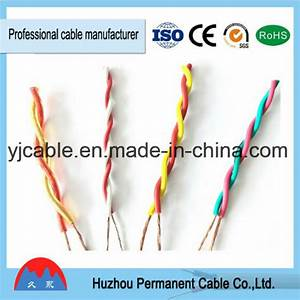Twisted Pair Cable Schematic