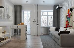 Come Arredare Loft: Piccoli Spazi dal Design Moderno MondoDesign it