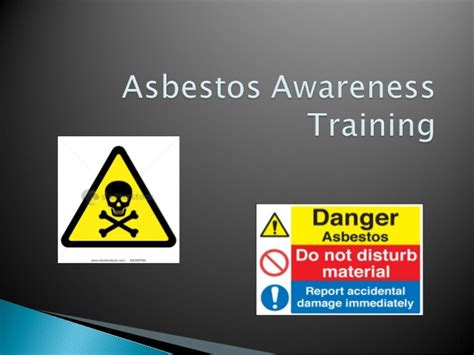 asbestos awareness training  hsfb
