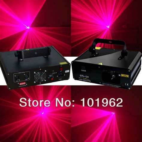 Newest Cheap Red Violet Laser Light Dmx Party