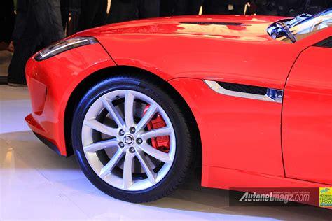 Gambar Mobil Jaguar F Type by Rem Cakram Besar Jaguar F Type Autonetmagz Review