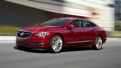 2018 Buick Lacrosse Offered With Standard Mildhybrid