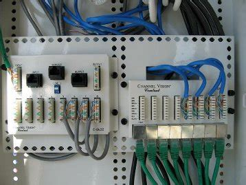 Structured Wiring Home Office Data Voice Los Angeles
