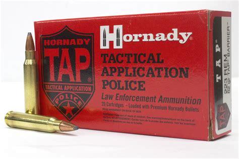 hornady  rem  gr soft point tap barrier trade ammo box sportsmans outdoor superstore