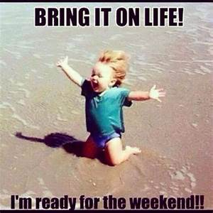 Hell yeah it's Friday | Funny Memes | Pinterest | Funny ...