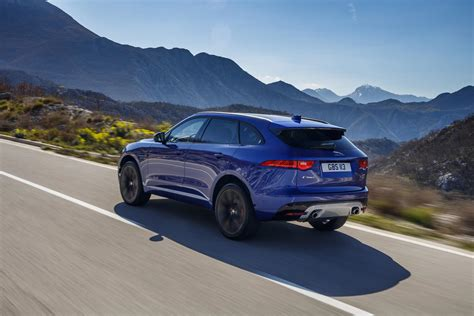 Jaguar F Pace Photo by Prix Jaguar F Pace A Partir De 223 500 Dt