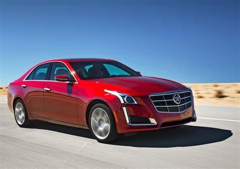 Cadillac Xts Gets Canadian Love