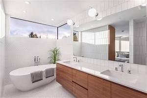 salle de bain design 2016 les meilleures idees de With salle de bain design avec meuble salle bain bois