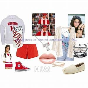 14 best images about Gabriella Montezu0026#39;s Style/Fashion on Pinterest | High schools Troy and ...