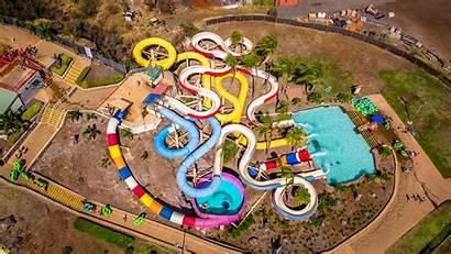 Water Park Hawaii Summer