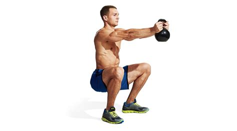 kettlebell workout fitness beginner advanced exercises beginners workouts routines squat lifters ultimate muscle styles beth bischoff