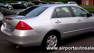 2006 Honda Accord Lx Sedan 4dr 2 4l Vtec 4cyl 5 Spd