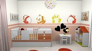 Chambre Fille 4 Ans : decoration chambre fille 2 ans ~ Teatrodelosmanantiales.com Idées de Décoration